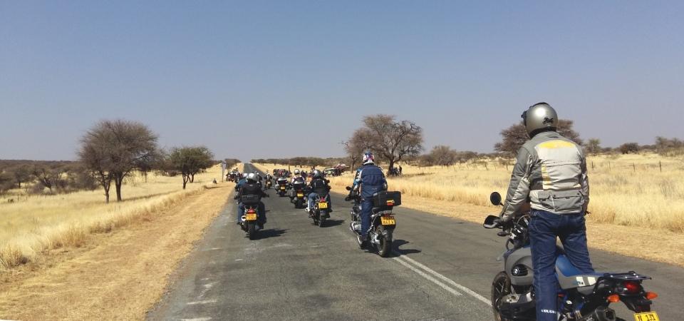 Level 3 - Motorcycle Tour Namibia - 10 Days - Namib Etosha
